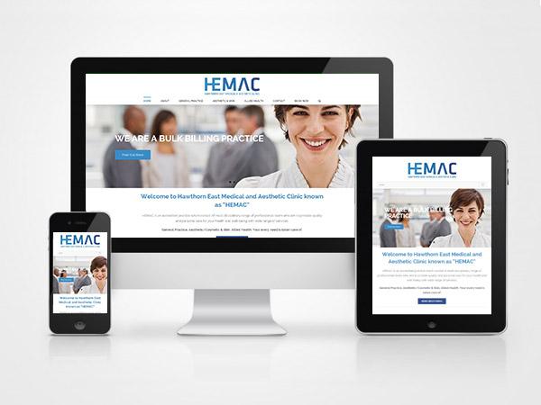 Hawthorn East Medical Aesthetic Clinic - Website
