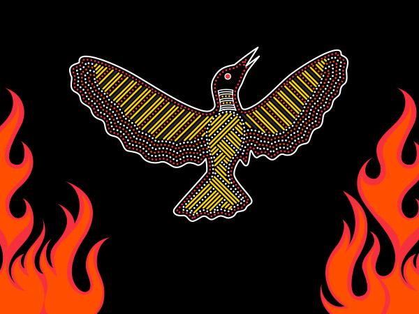 Wirrimanu Aboriginal Corporation Illustration