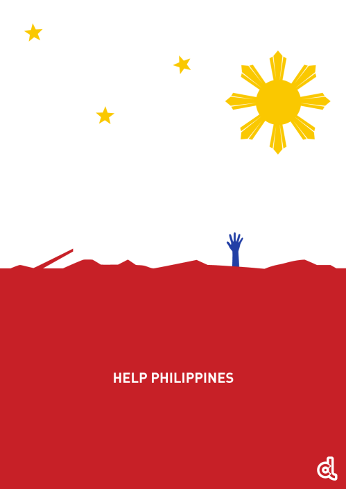 Help Philippines Poster