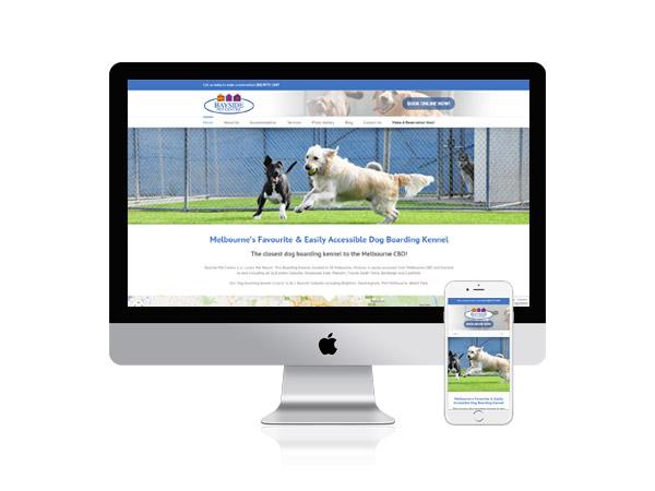 Bayside Pet Centre - Website