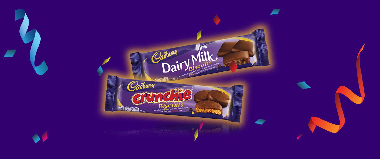 Cadbury Australia - Biscuits Range