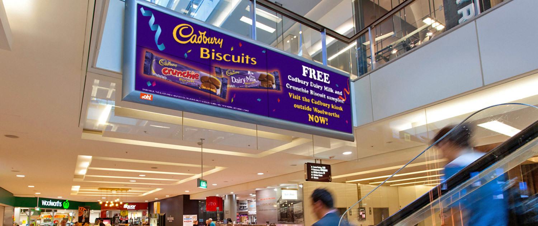 Cadbury Australia - Landscape Digital Ad