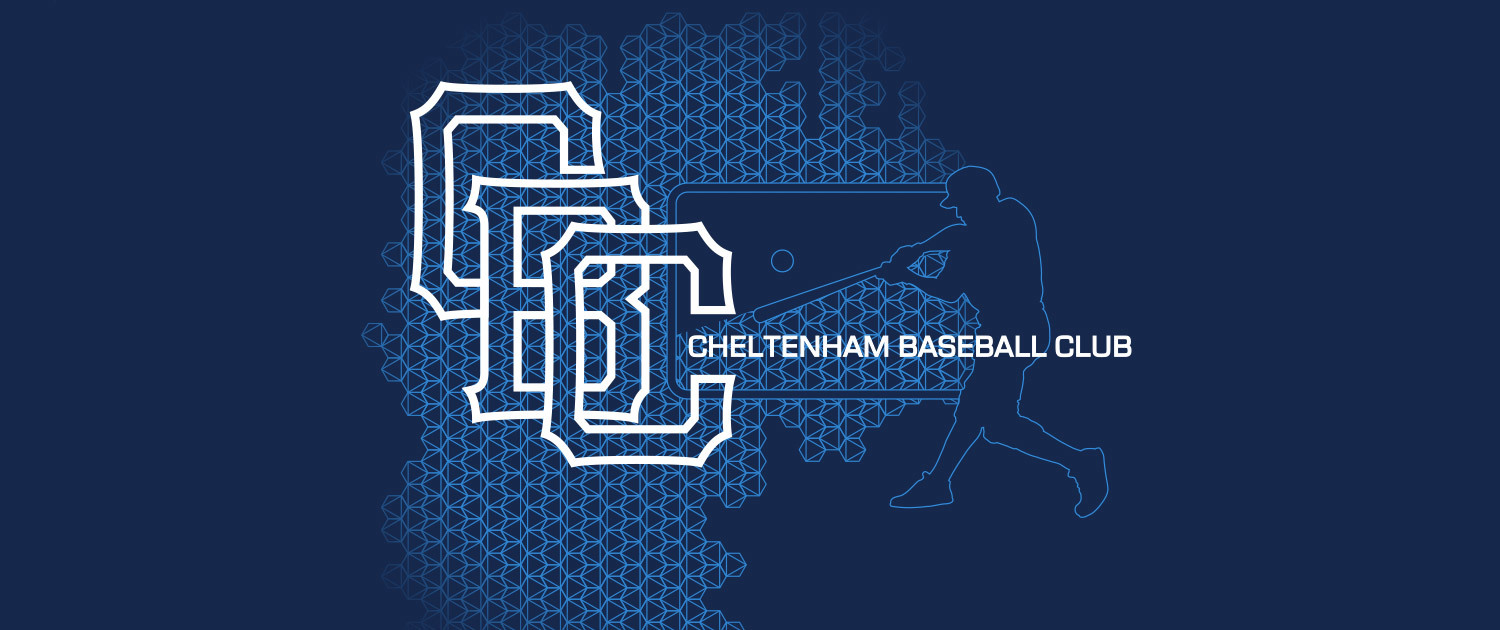 Cheltenham Baseball Club - Official Club Hoodie Design