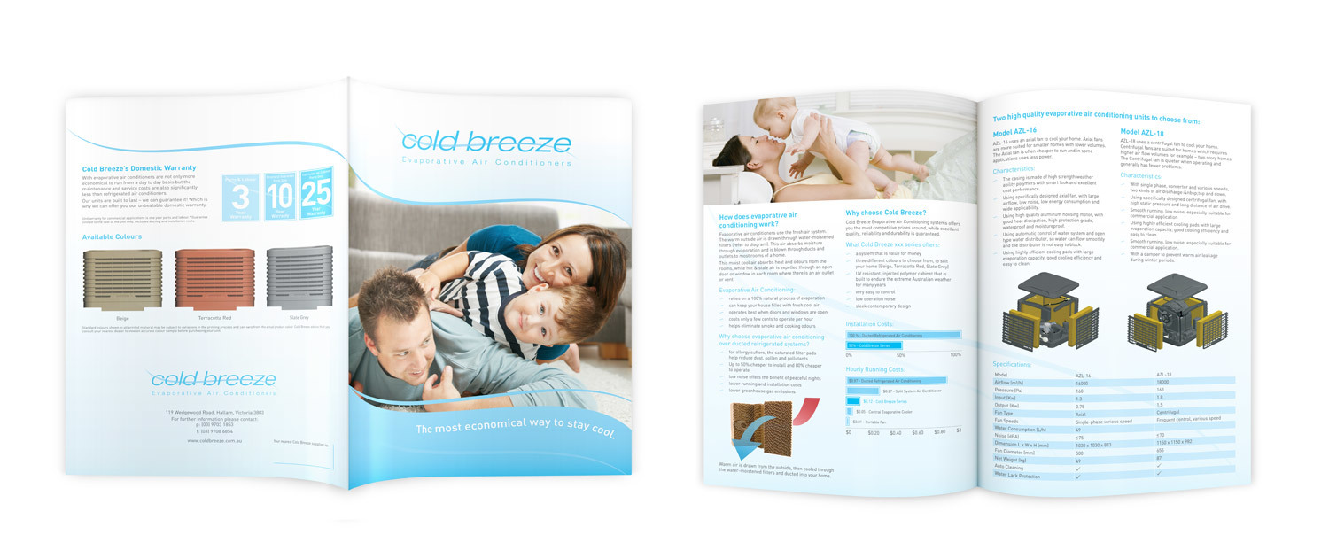Cold Breeze - Brochure