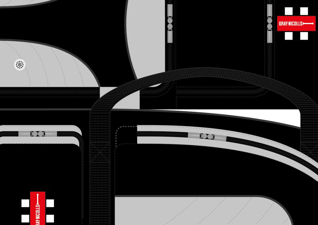 Gray Nicolls - Close Up Details