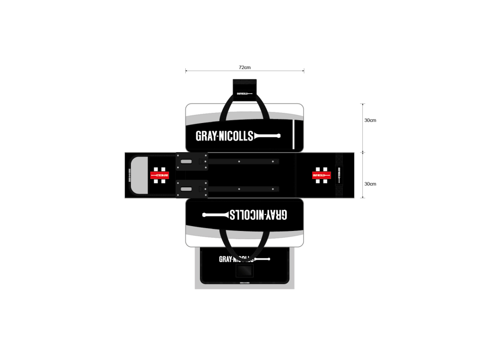 Gray Nicolls - Cricket Bag