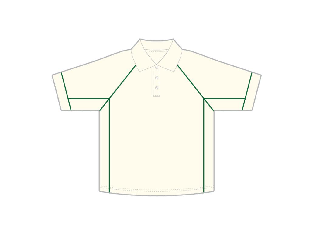 Gray Nicolls - Cricket Polo Illustration