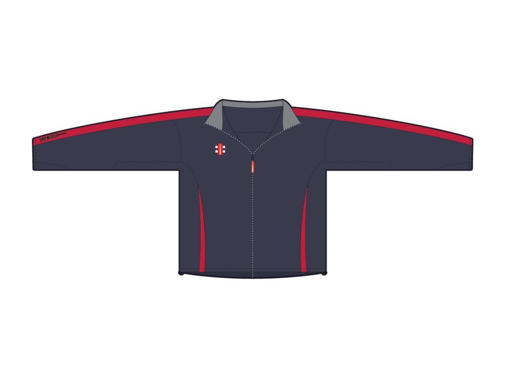 Gray Nicolls - Cricket Jacket Illustration