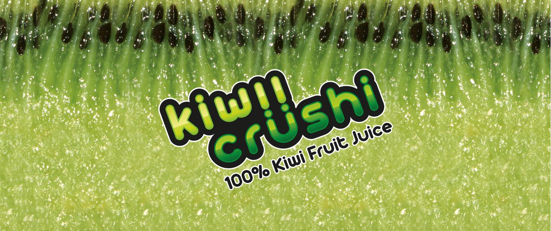 Kiwii Crushi - Logo
