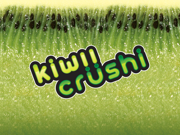 Kiwii Crushi Packaging