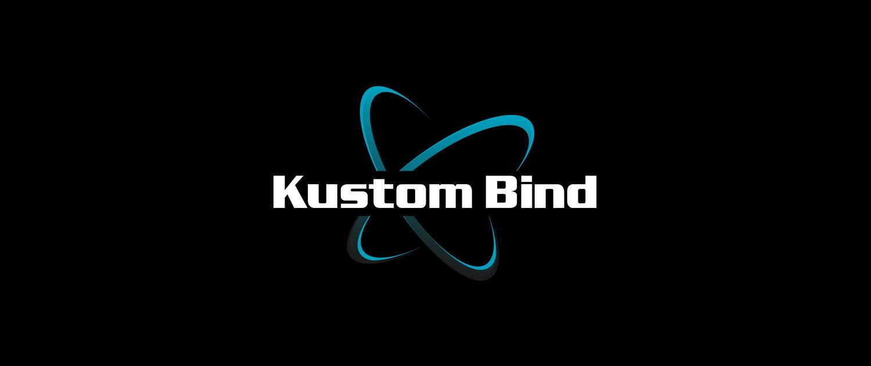 Kustom Bind - Logo