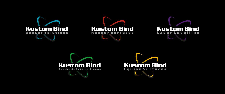 Kustom Bind - Product Logos