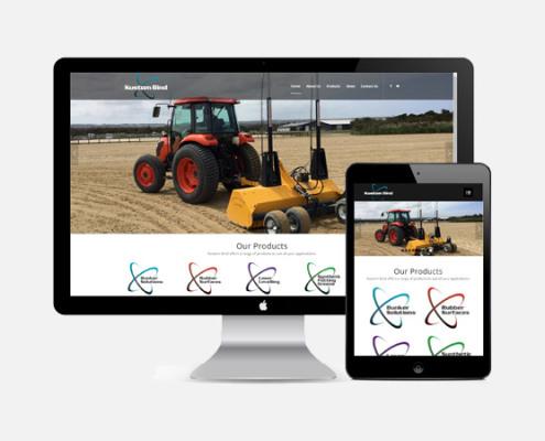 Kustom Bind - Website