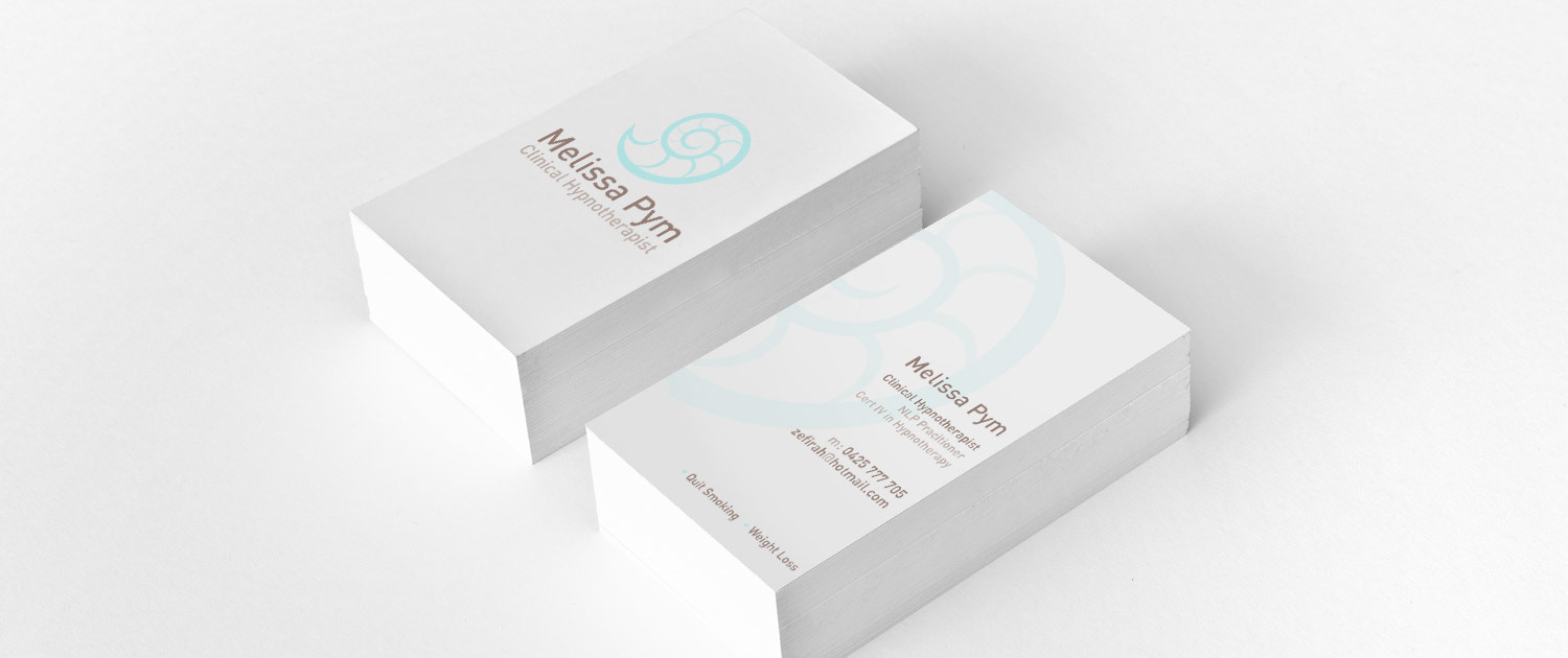 Melissa Pym - Business Card