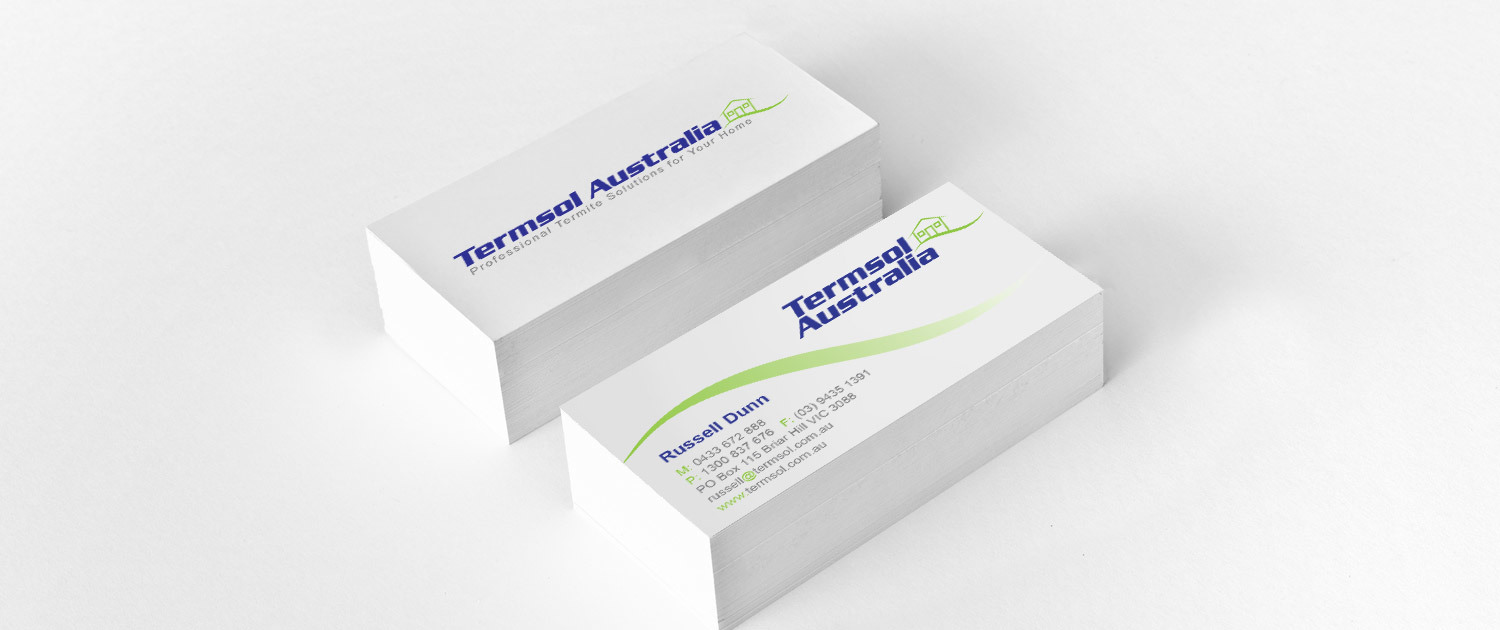 Termsol Australia - Business Card