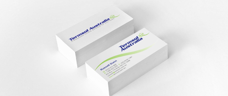 Termsol Australia | Charles Lin Design | Graphic & Web Designer