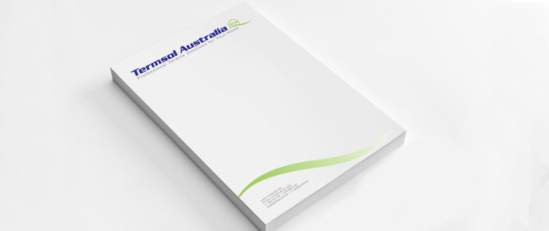 Termsol Australia - Letterhead